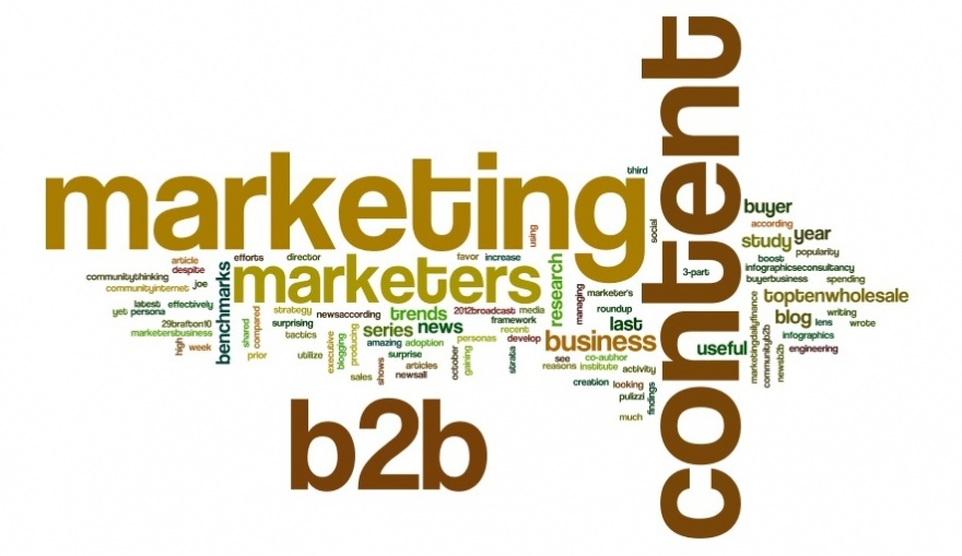 Content is king: how B2B content marketing is emerging as a game-changer for startups
