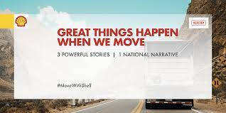 Great things happen when we move: Shell brings us three 'moving' stories of inspiring women