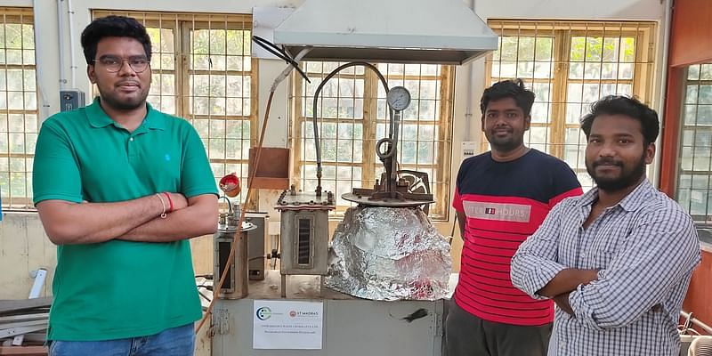 This Chennai startup is recycling about 250 kg of plastic waste per day entering the sea