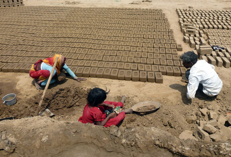 I have been working as a bonded labourer for more than 35 years now