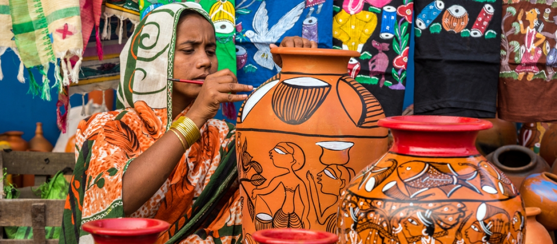 4 schemes for empowering Indian handicrafts and artisans